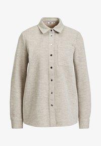 WE Fashion - Button-down blouse - beige - 5