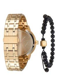 Armani Exchange - SET - Watch - gold-coloured - 2