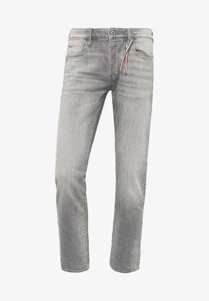 3301 Straight - Straight leg jeans - grey