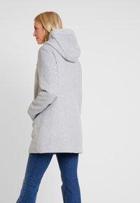 Esprit Collection - MIX COAT - Kurzmantel - light grey - 3