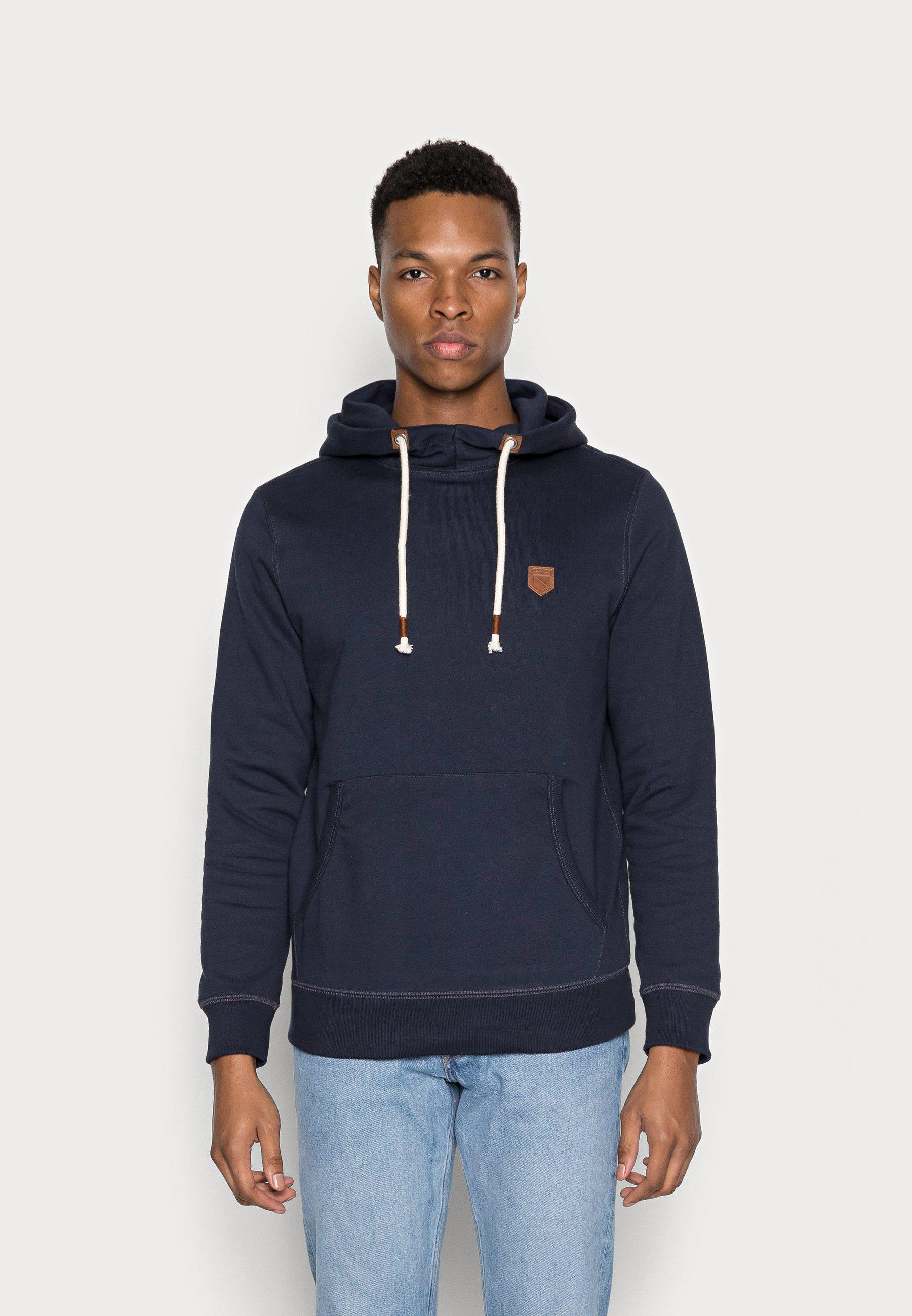 Herren JPRBLUDAN HIGH NECK HOOD  - Sweatshirt
