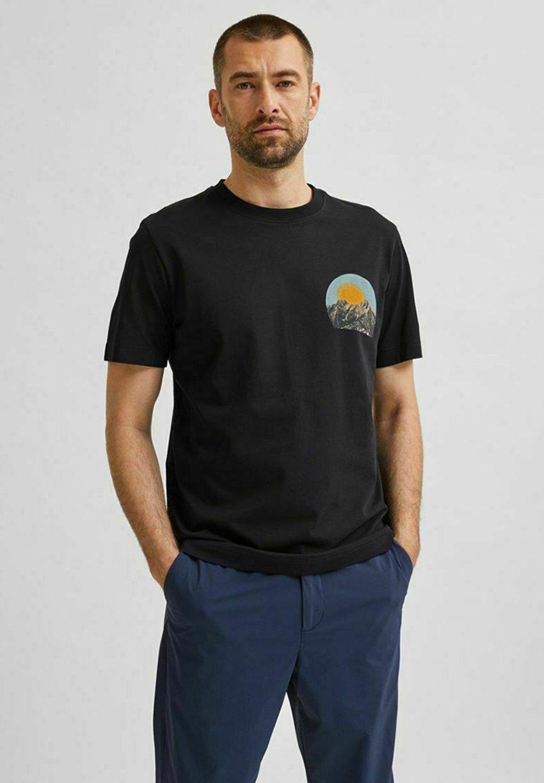 Homme OUTDOOR-INSPIRIERTER PRINT - T-shirt imprimé