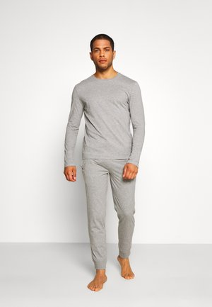 Pyjamas - mottled grey