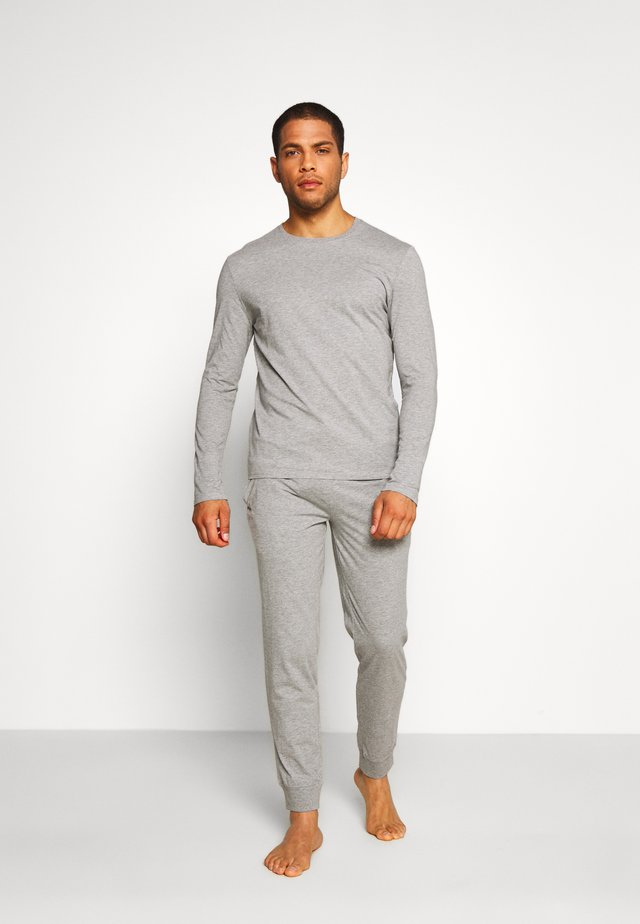 Pyjama - mottled grey