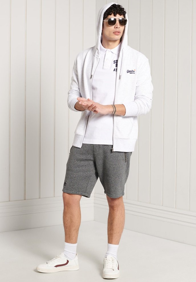Superdry - SUPERSTATE  - Polo shirt - optic