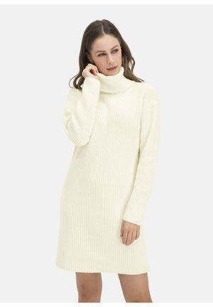 BONOWA - Jumper dress - weiãŸ