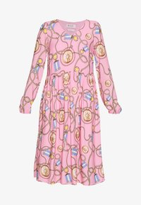Rich & Royal - DRESS WITH PRINT - Kjole - spring pink - 4