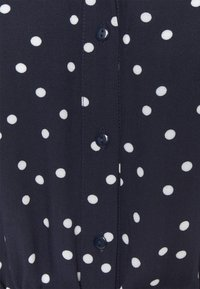 Even&Odd Tall - Vestido camisero - dark blue/white - 2