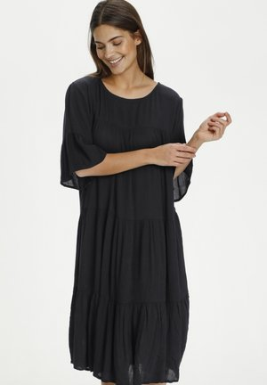 BPKADAY  - Korte jurk - black deep
