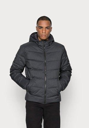 TITAN - Winter jacket - dark grey melange