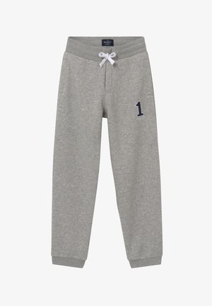 NUMBER - Tracksuit bottoms - grey