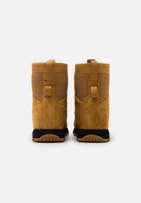 rag & bone - RETRO COMBAT BOOT - Lace-up ankle boots - bourbon brown - 2