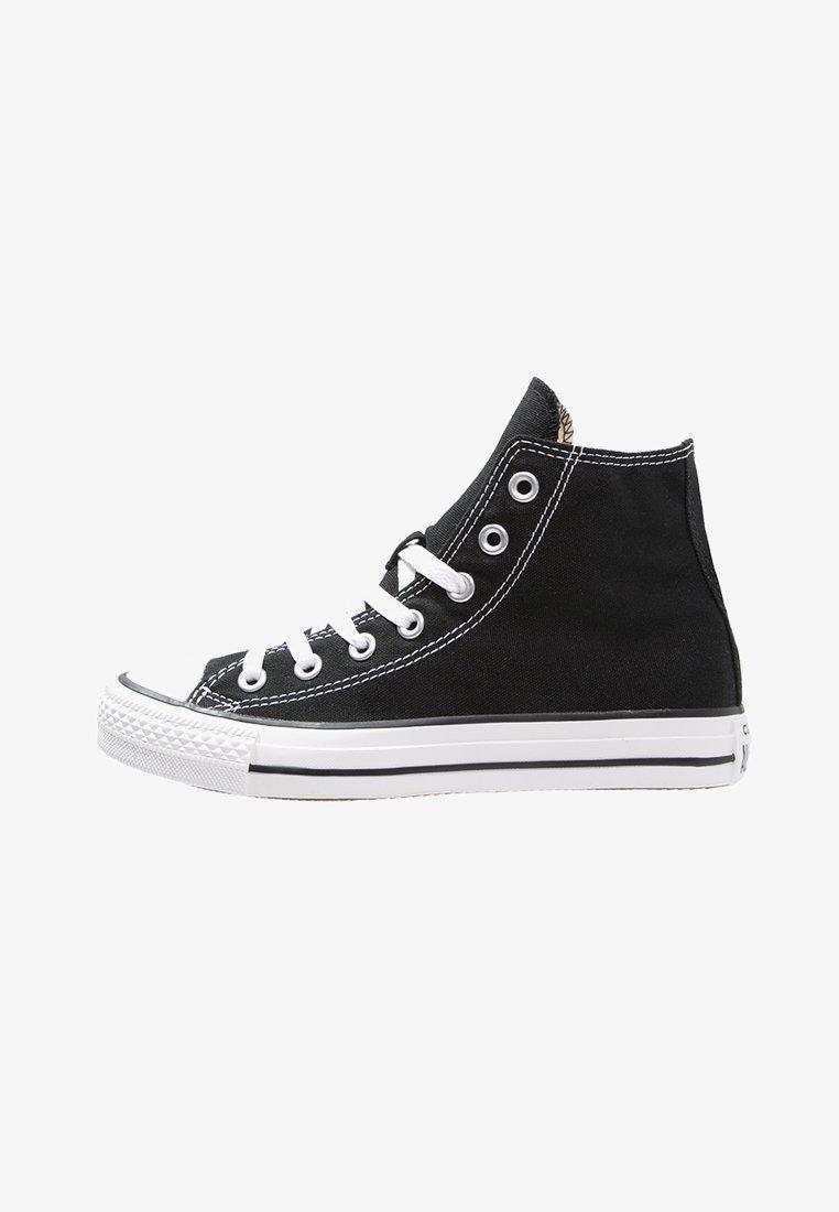 Road house Nuova Zelanda Monografia  Converse CHUCK TAYLOR ALL STAR HI - Sneakers alte - black/nero - Zalando.it