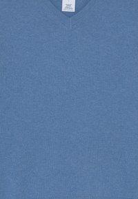 GAP - BOYS UNIFORM - Trui - blue heather - 2