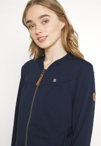 Ragwear - KENIA - Zip-up sweatshirt - navy - 3