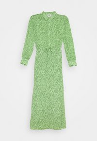 MALEY DRESS - Robe longue - green eyes