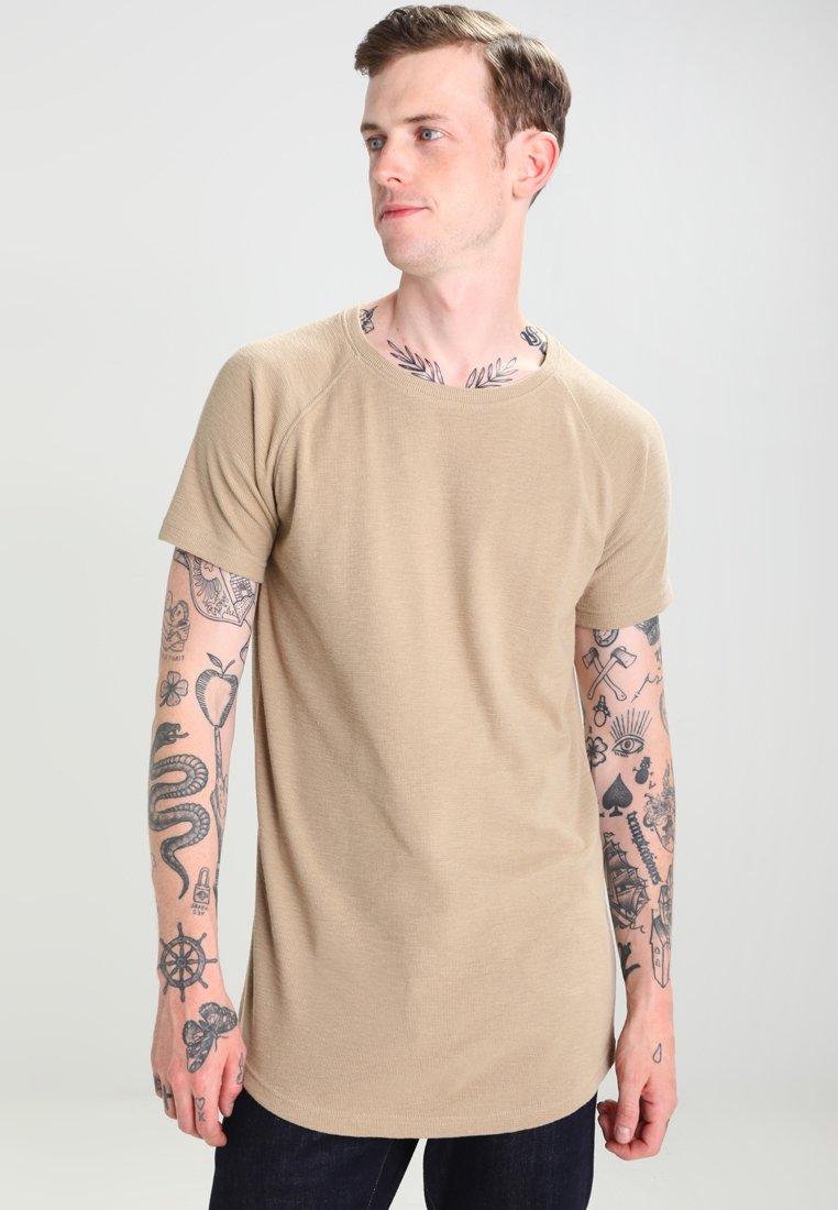 Homme SLUB THERMAL RAGLAN TEE - T-shirt basique