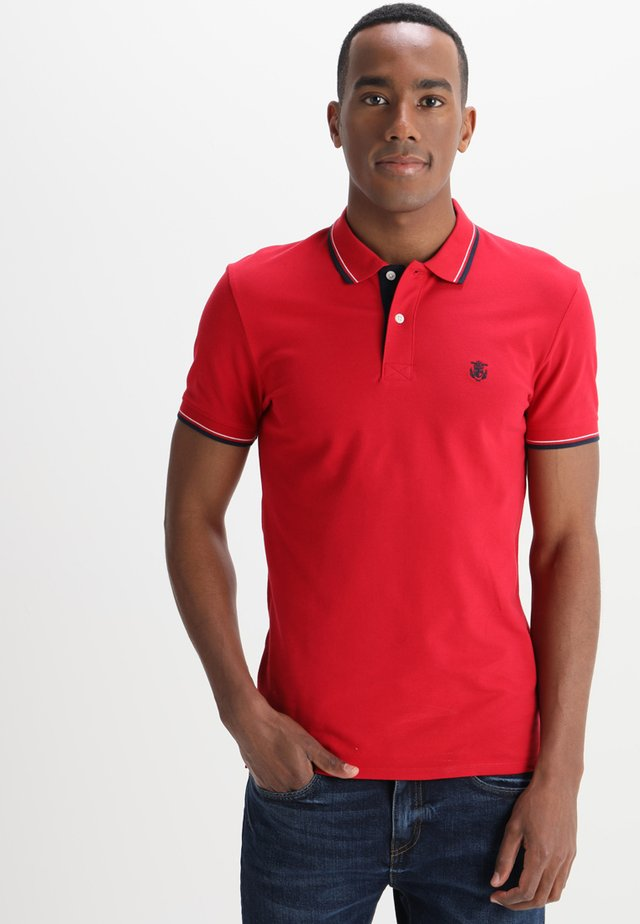 SLHNEWSEASON - Polo - true red