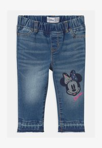 GAP - TODDLER GIRL  - Jeans Skinny Fit - blue denim - 0