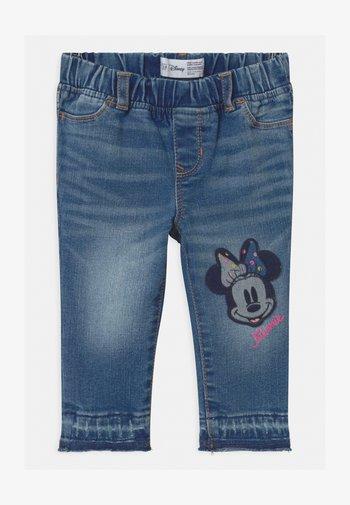 TODDLER GIRL  - Jeans Skinny Fit - blue denim