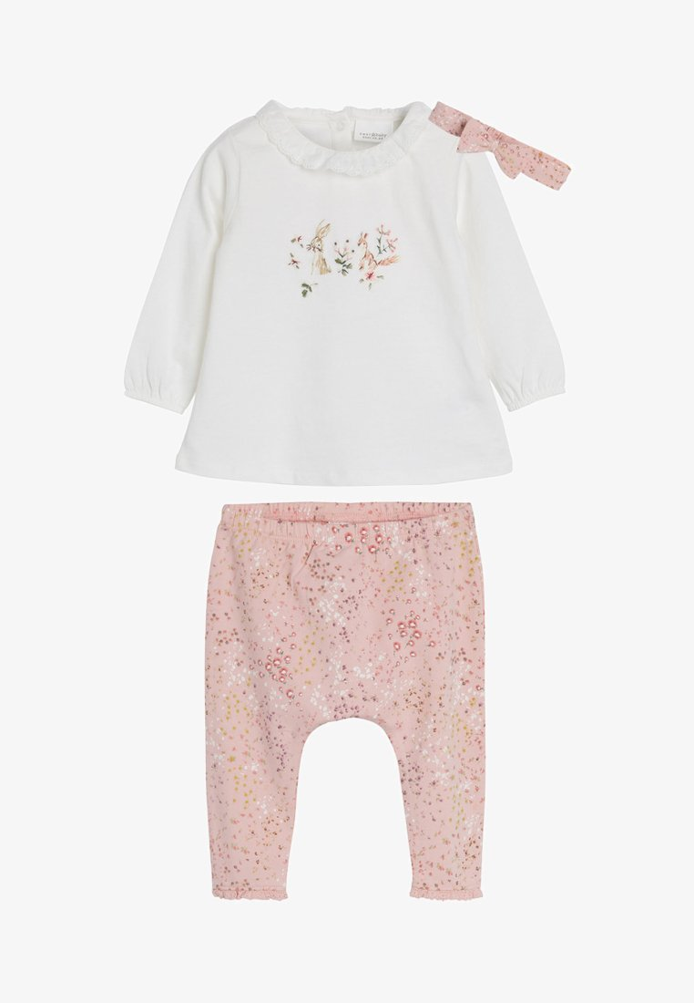 Next - SET  - Leggings - pink