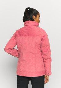 Brunotti - TESSA WOMEN SNOWJACKET - Snowboard jacket - pink grape - 2