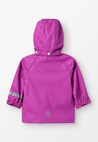 Kamik - SPOT - Waterproof jacket - vibrant viola - 1