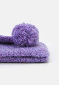 ARKET - BEANIE - Muts - lilac purple light - 2