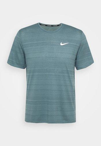MILER  - Basic T-shirt - dark green