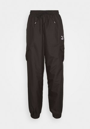 CLASSICS UTILITY PANTS - Trainingsbroek - black