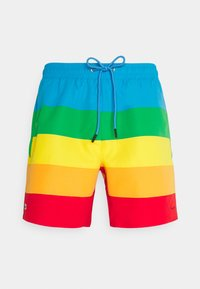 Lacoste - POLAROID  - Swimming shorts - malachite/gypsum/orpiment/corrida - 0