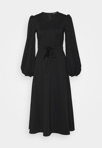 GIRALDA - Jersey dress - schwarz