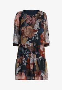Betty Barclay - Day dress - dark blue brown - 2
