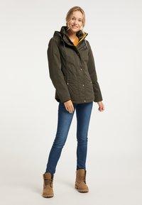Schmuddelwedda - Winter jacket - oliv - 1