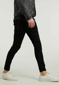 CHASIN' - IGGY SHADOW - Jeans Skinny Fit - black - 2