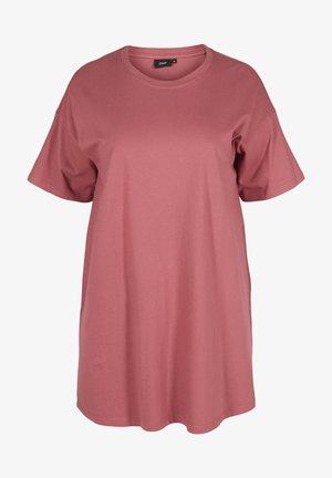 Basic T-shirt - deco rose