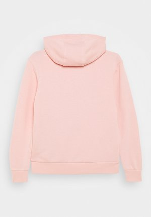 TREFOIL HOODIE - Jersey con capucha - haze coral/white