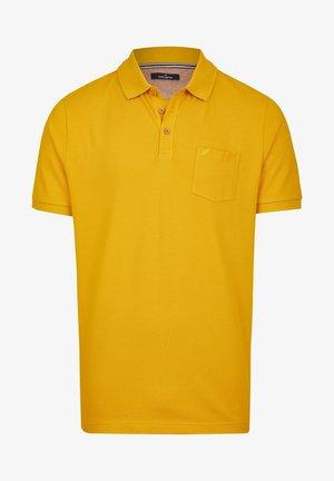 Poloshirt - senf