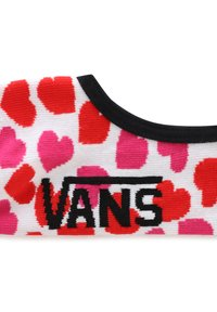 Vans - WM LOLA HEARTS CANOODLES (6.5-10, 3PK) - Socks - white - 1