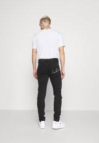 The Couture Club - BIKER BANDANA PATCH - Skinny-Farkut - black - 2