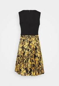 Versace Jeans Couture - LADY DRESS - Cocktail dress / Party dress - black - 9