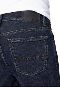 Pioneer Authentic Jeans - RANDO - Straight leg jeans - rinsed denim - 4