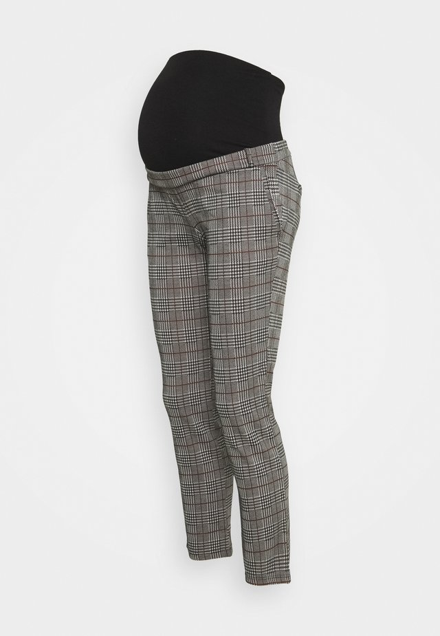 CHARLES - Trousers - grey
