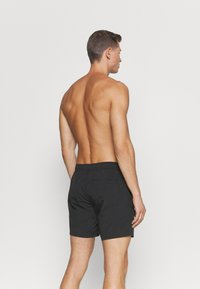 Burton Menswear London - CORE SWIM     - Swimming shorts - black - 1
