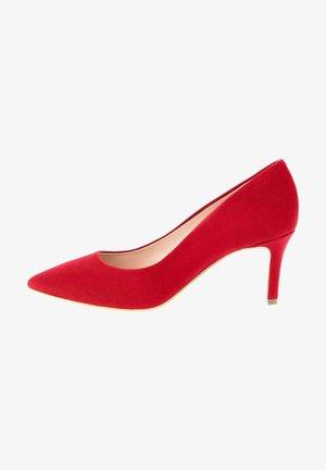 MARSELLA - Decolleté - czerwony