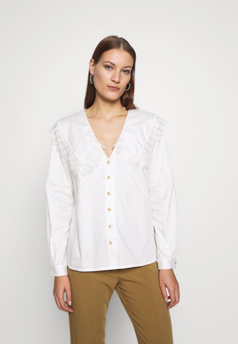 Cras - LARA - Bluzka - white