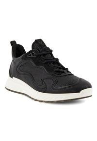 ECCO - ST.1 W - Sneakers basse - black - 1