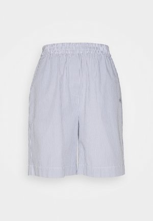 VIVIAN - Shorts - blue/white