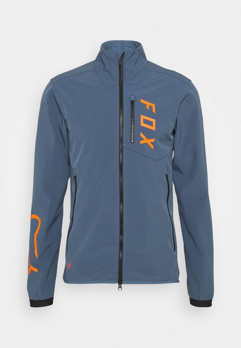 Fox Racing - RANGER FIRE JACKET - Training jacket - blu