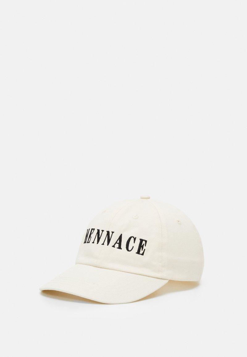 Mennace - BASEBALL  - Cap - beige